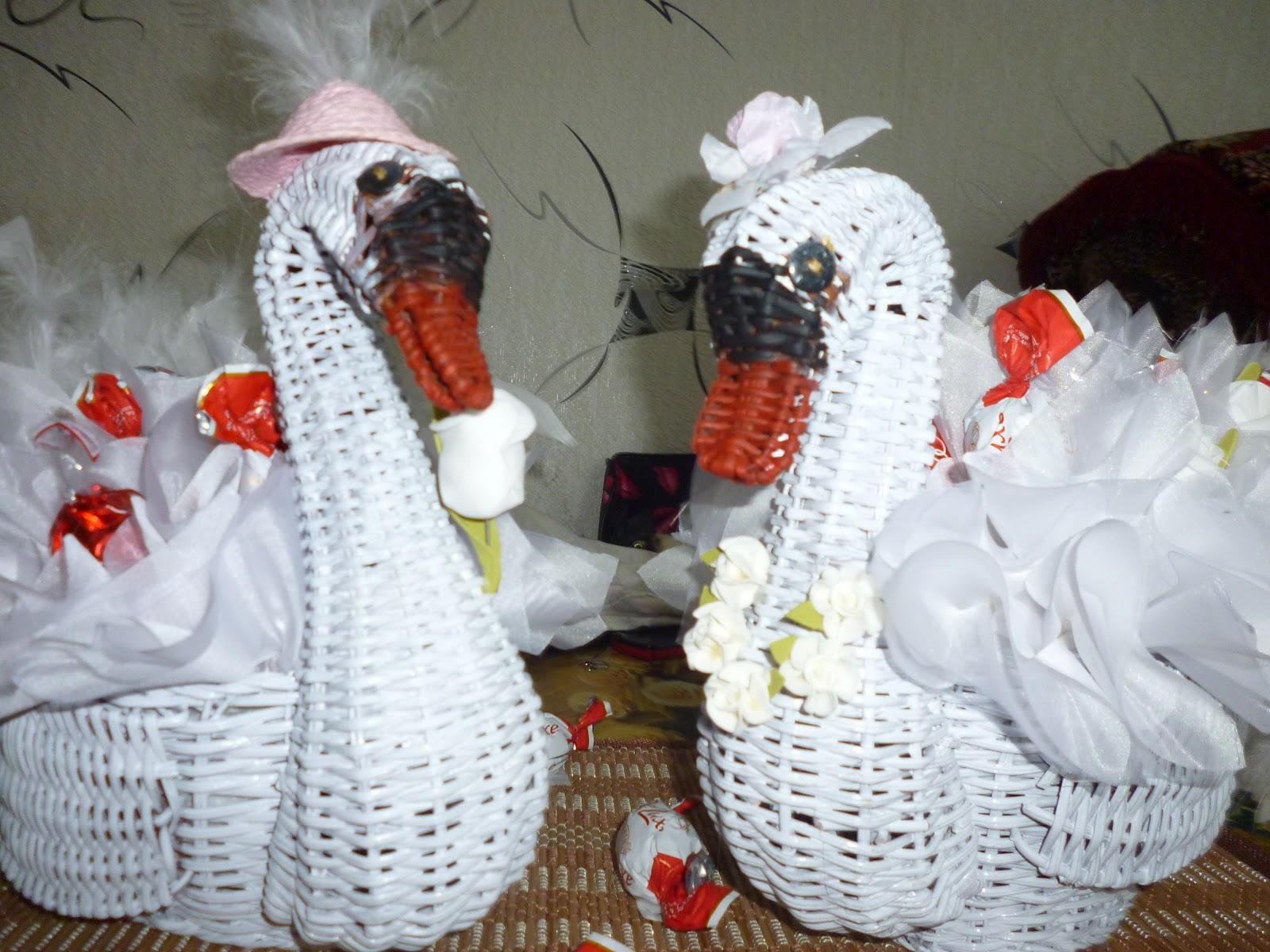 Подарок на серебряную свадьбу своими руками родственникам