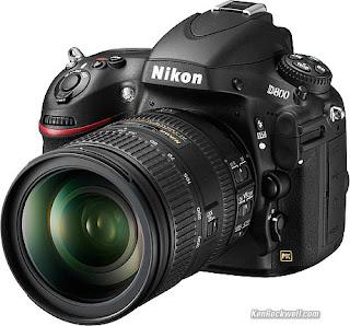 Kamera Nikon Terbaik 2012