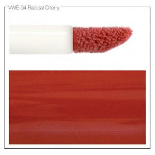 Vinylwear lip gloss Prestige Cosmetics Radical Cherry