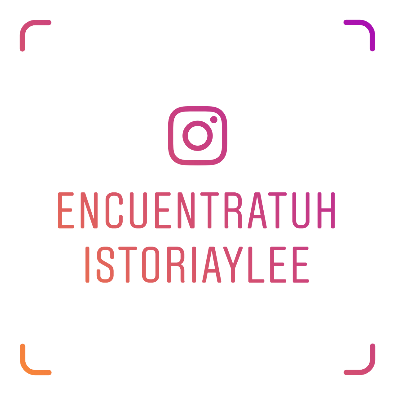 Sigue mi Bookstagram
