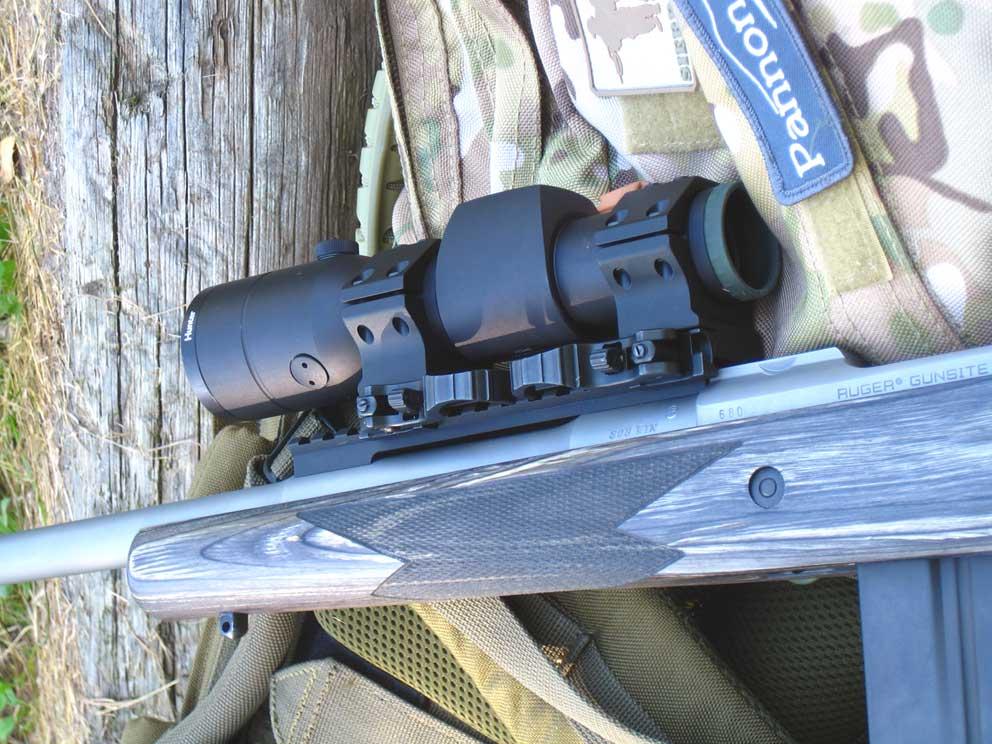 Feuerkampf und taktik: die ruger gunsite scout rifle 2