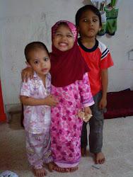 Rayyan, Hannah, Adam