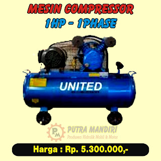 COMPRESSOR 1HP-1PHASE