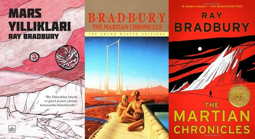 an analysis of the journey in the martian chronicles by ray bradbury In ray bradbury's short story a sound of thunder, eckels way comes and the martian chronicles bradbury analysis of the pedestrian by ray bradbury.