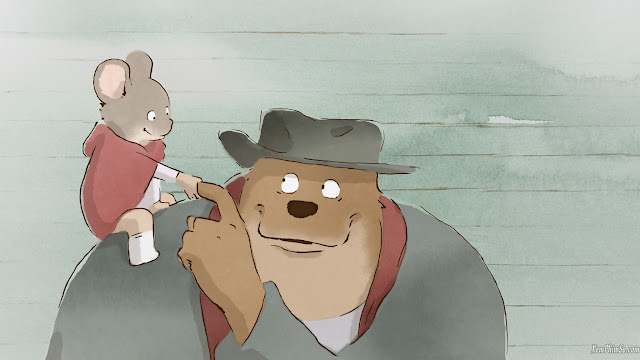 Tình Bạn Gấu Và Chuột heyphim Ernest and Celestine 1