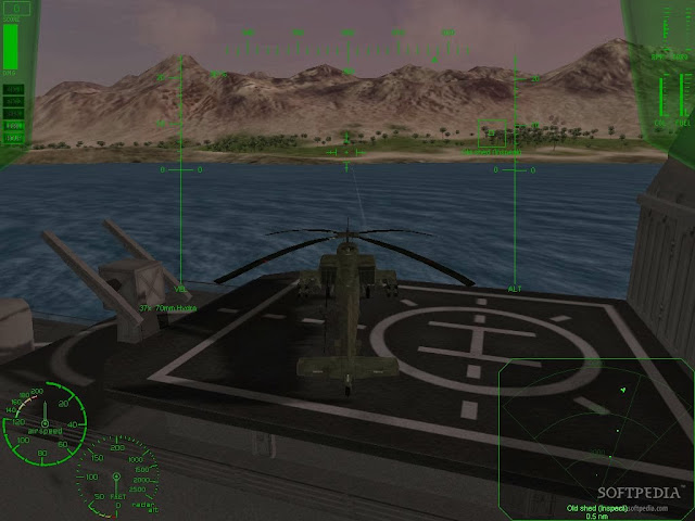 لعبة حرب طائرات الاباتشي Apache Air Assault