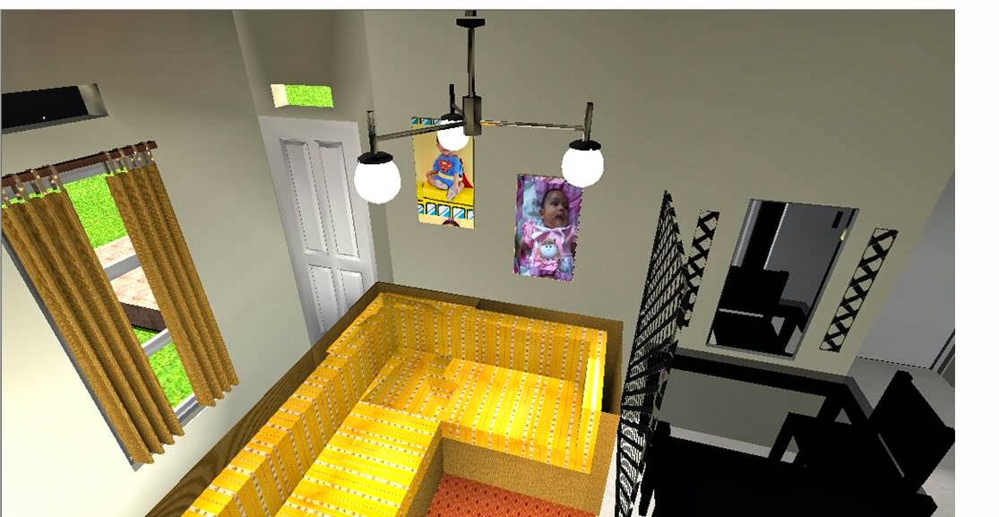 Ruang Tamu 4x3