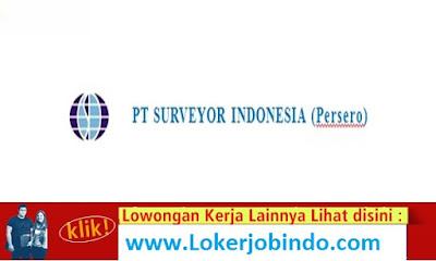 Lowongan Kerja Analisis HS PT Surveyor Indonesia (Persero)