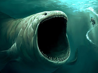 misteri bawah laut
