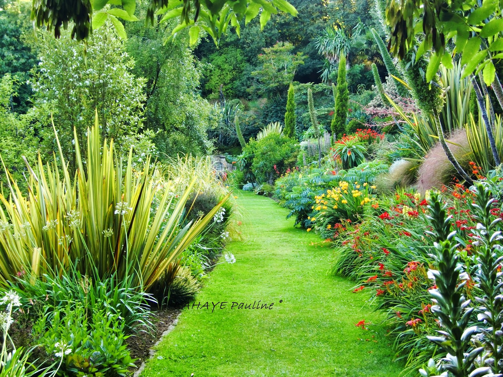 Les jardins de kerdalo for Le jardin des epilobes