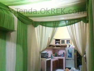 dekorasi pelaminan jawa - tenda ok rek