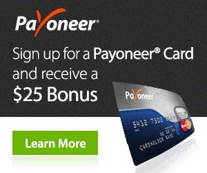 Payoneer-MasterCard