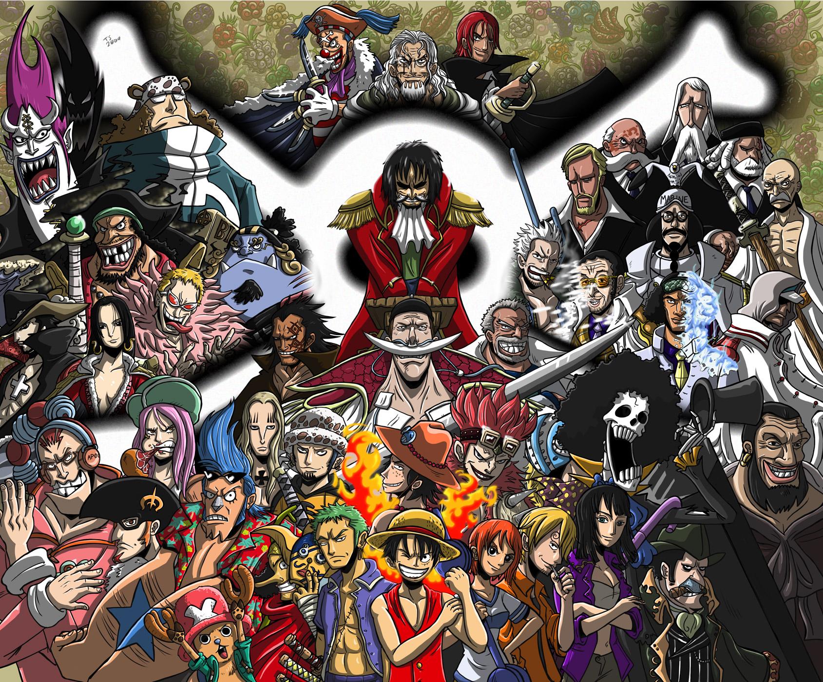 One Piece Chapter 717: Những người Dressrosa bị lãng quên 022