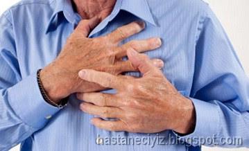 kalp krizinin belirtileri, kalp krizinin işaretleri