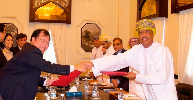 Oman Air e OAMC  firmano Joint Venture con SATS
