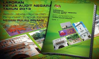 Kolej Islam Teknologi Antarabangsa (Kitab) Fails Auditor-general's Test