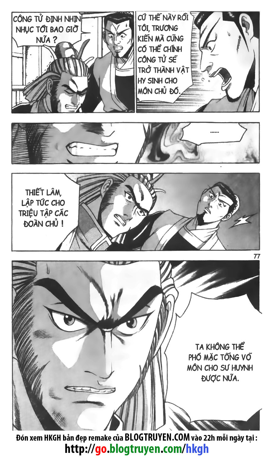 Hiệp Khách Giang Hồ chap 189 page 26 - IZTruyenTranh.com