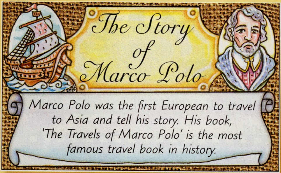 the life and travels of marco polo Read legendary explorers: the life and legacy of marco polo by charles river editors with rakuten kobo includes quotes from the travels of marco polo describing kublai khan and some of the things marco polo saw, including.