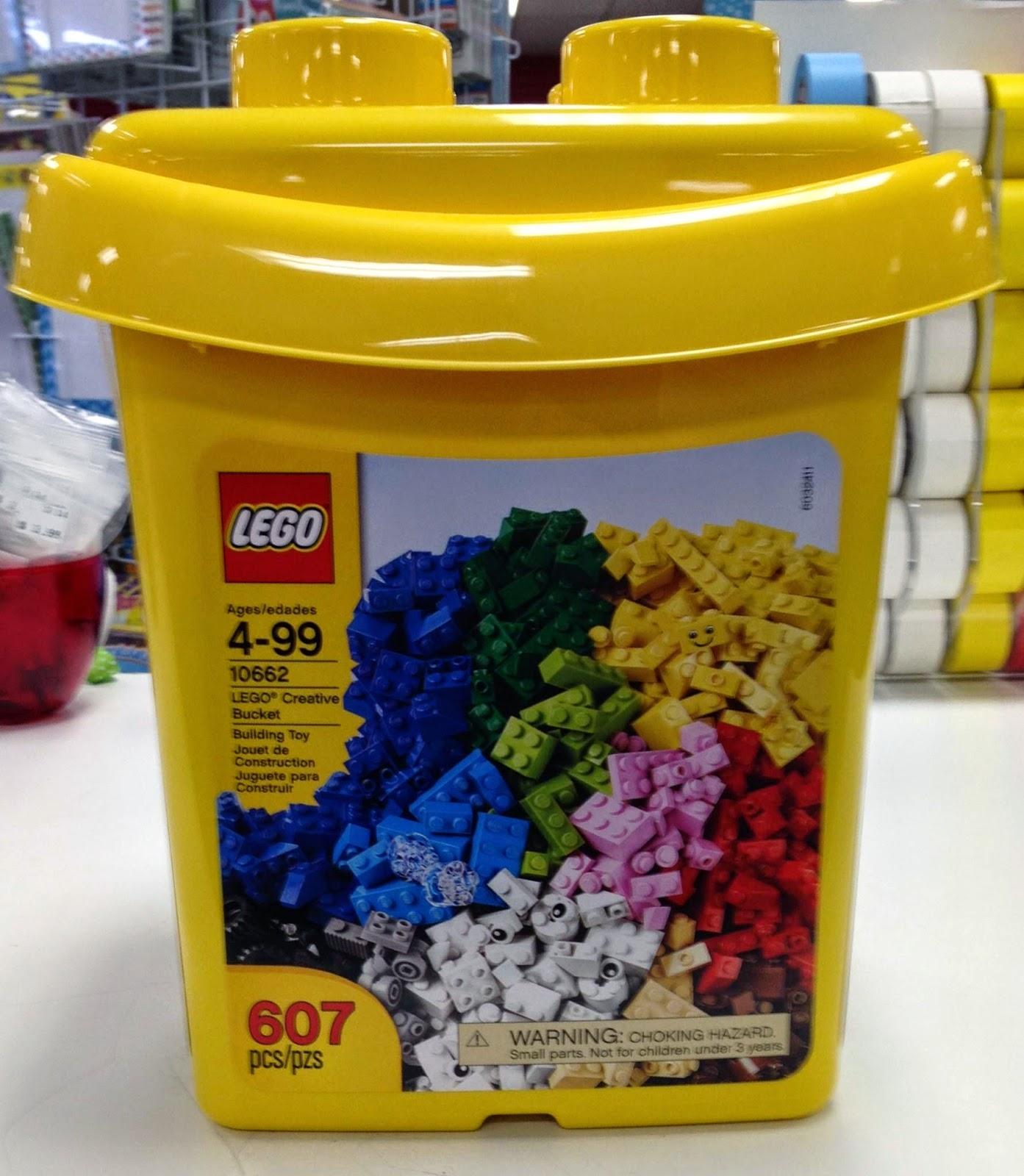 Lego Lắp Ráp Creative Bucket 10662