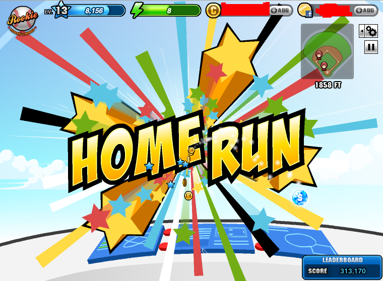Cheat Home Run Baseball Heroes Maret 2013 Work