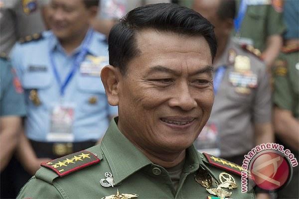 Panglima TNI Jenderal TNI Moeldoko