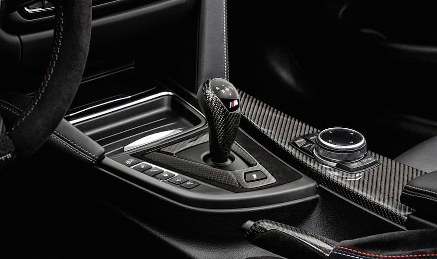 新型 BMW M3セダン M4 Mパフォーマンスパーツ
