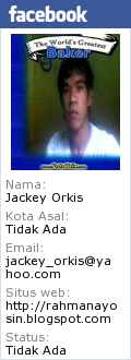 Aku Di Facebook
