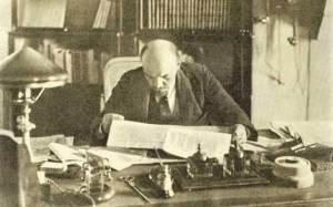 """""""Entrevista a Lenin realizada por Clara Zetkin en Moscú"""" - publicada a finales de enero de 1925  Lenin-pravda"""