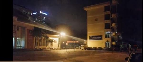 Ảnh chụp từ LG Optimus GK ban đêm không flash