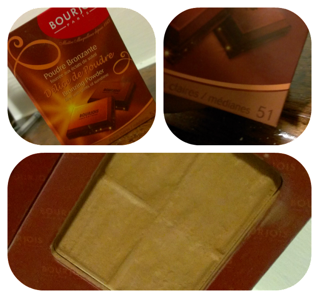 Bourjois Bronzing Powder in 51