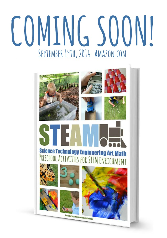 STEAM, Preschool Activities for STEM Enrichment E-Book