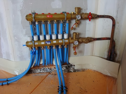 Réseau d'adduction d'eau. NEUF et RENOVATION