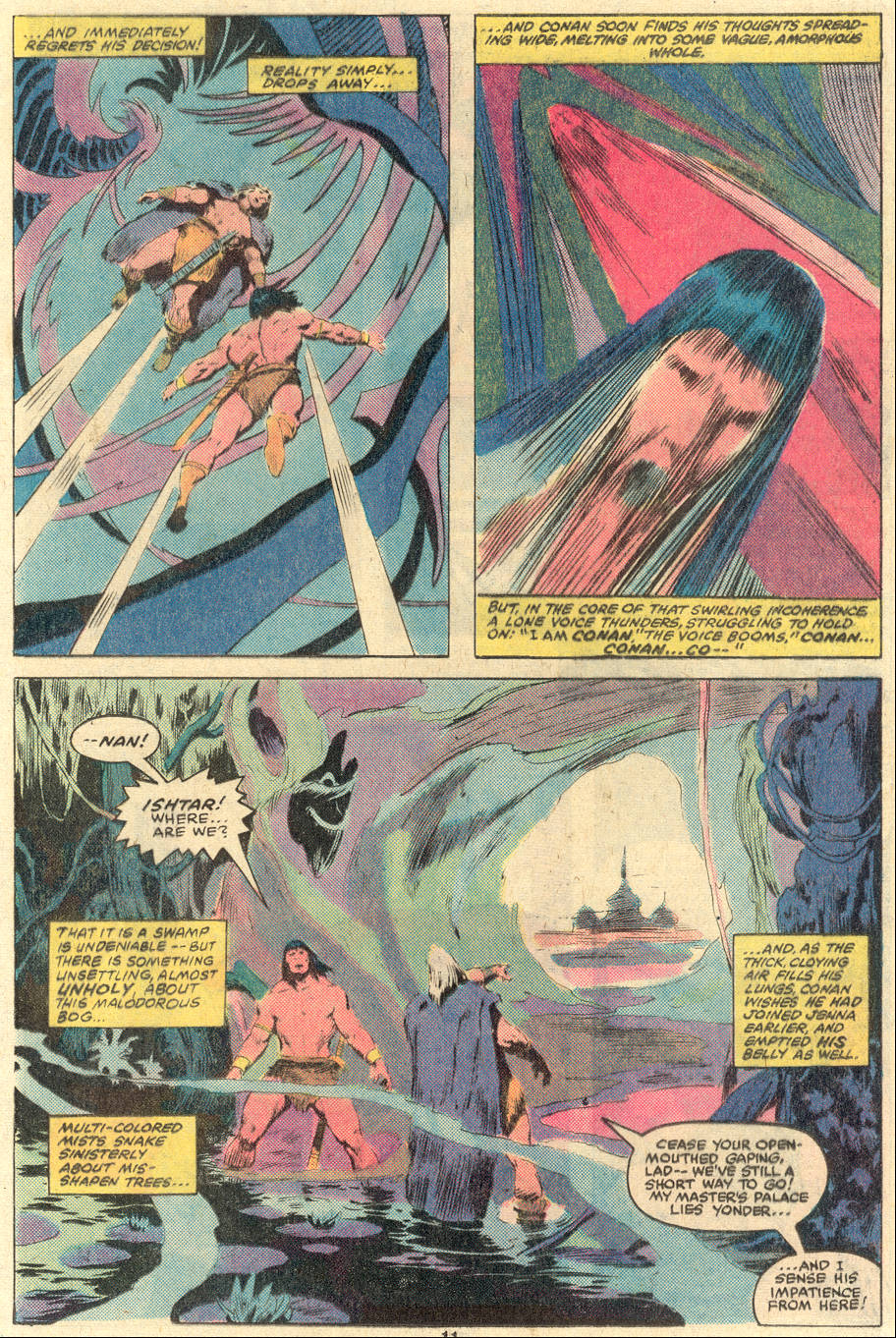 Conan the Barbarian (1970) Issue #119 #131 - English 9