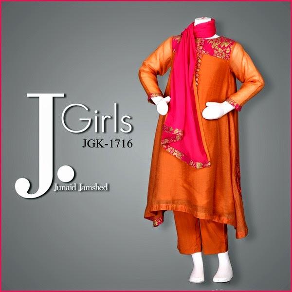Eid Pret Wear Collection 2014