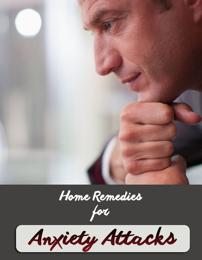 Home Remedies for Anxiety Attacks