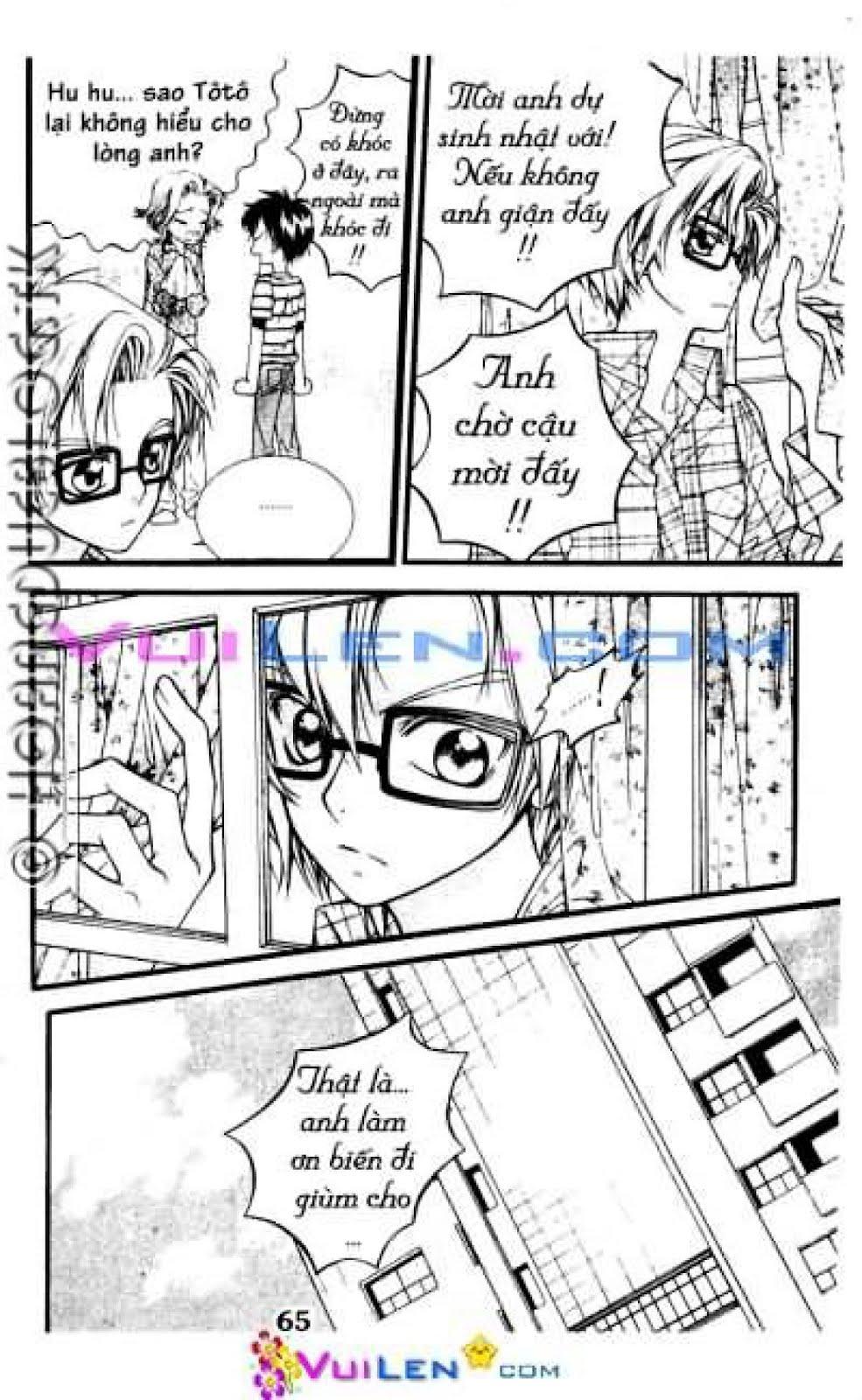 Cô dâu Heo - Pig Bride Chapter 1 - Trang 63