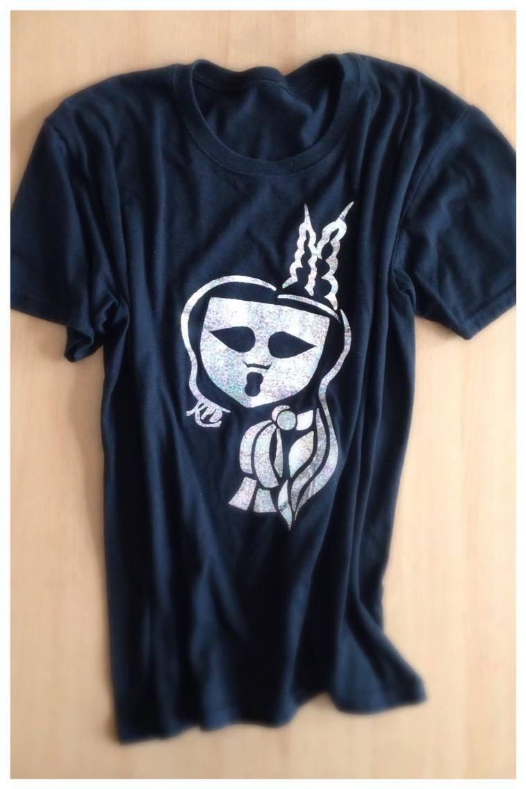 TGOC Black/CRYSTAL Shirt