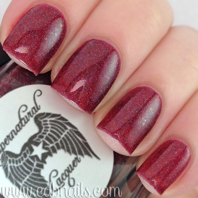 Supernatural Lacquer-Krampus
