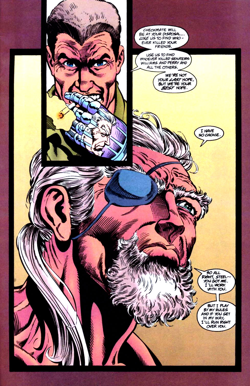 Deathstroke (1991) Issue #47 #52 - English 6
