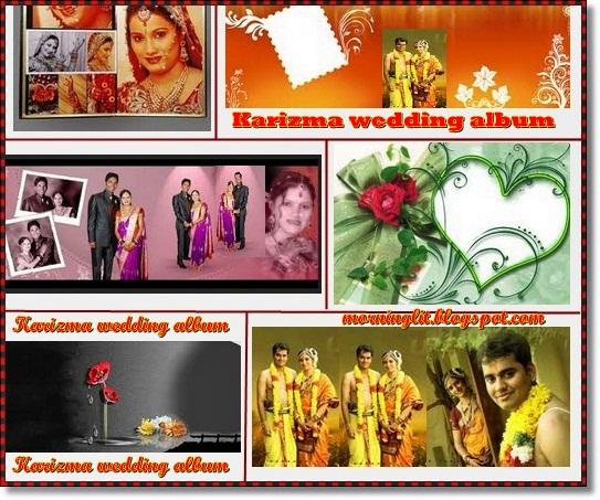 Morning Lit Express Karizma Wedding Album Software Free Download