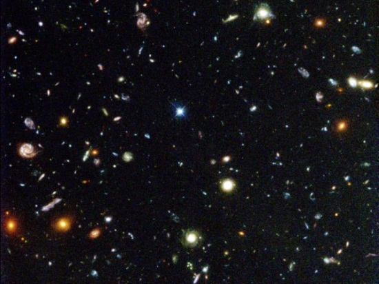 Dark matter was conjured up to bolster long-ages and the Big Bang. This evidence-free substance only looks good on paper, and does not fit what is observed.