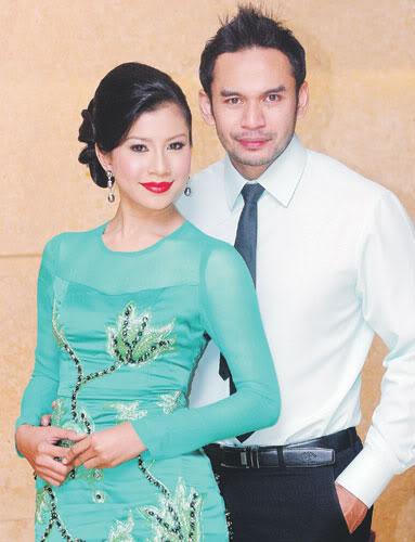 Tahniah ! Memey Suhaiza Sedang Hamil 6 Minggu