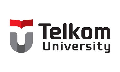Costumer Artha Media Cemerlang - Meja Pop Up Counter Telkom University