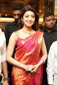 Pranitha glamorous photos at VRK Silks-thumbnail-1