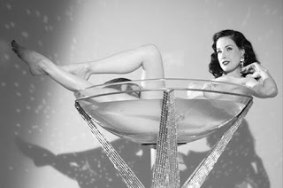 Dita Von Teese topples Original Margarita Cointreau