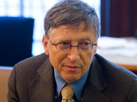 Bill%2BGates Top 10 Billionaires in the World 2011
