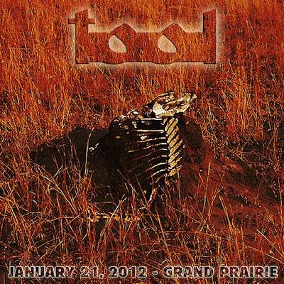 TOOL 2012-01-21 Texas