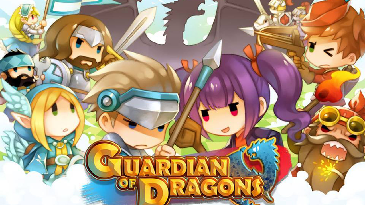 Guardian of Dragons Gameplay Android