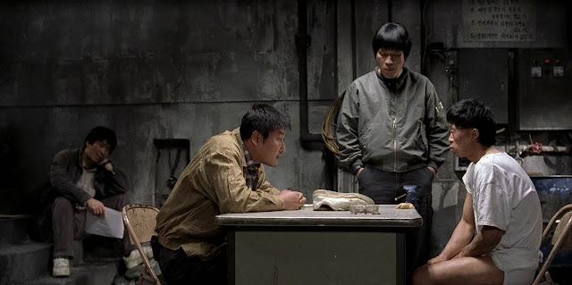 «Воспоминания об убийстве», режиссёр Пон Чжун Хо