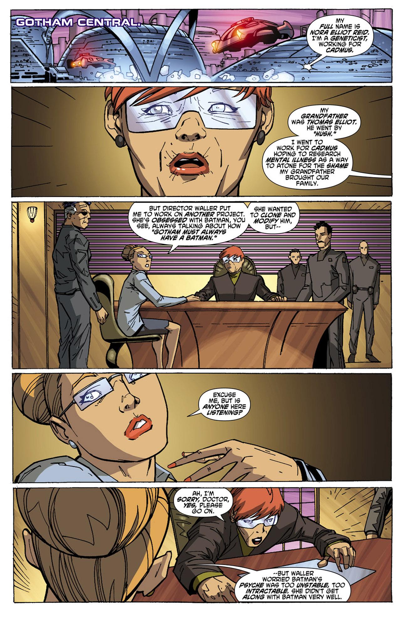Batman Beyond (2010) Issue #5 #5 - English 17